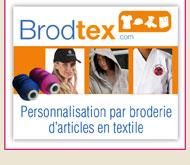 Marquage publicitaire par broderie dans le Val-d'Oise (95)