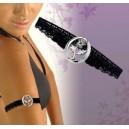 Bracelet tour de bras Rose